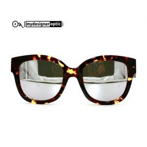 Christian Dior Sunglasses Very Dior1N Havana Red S